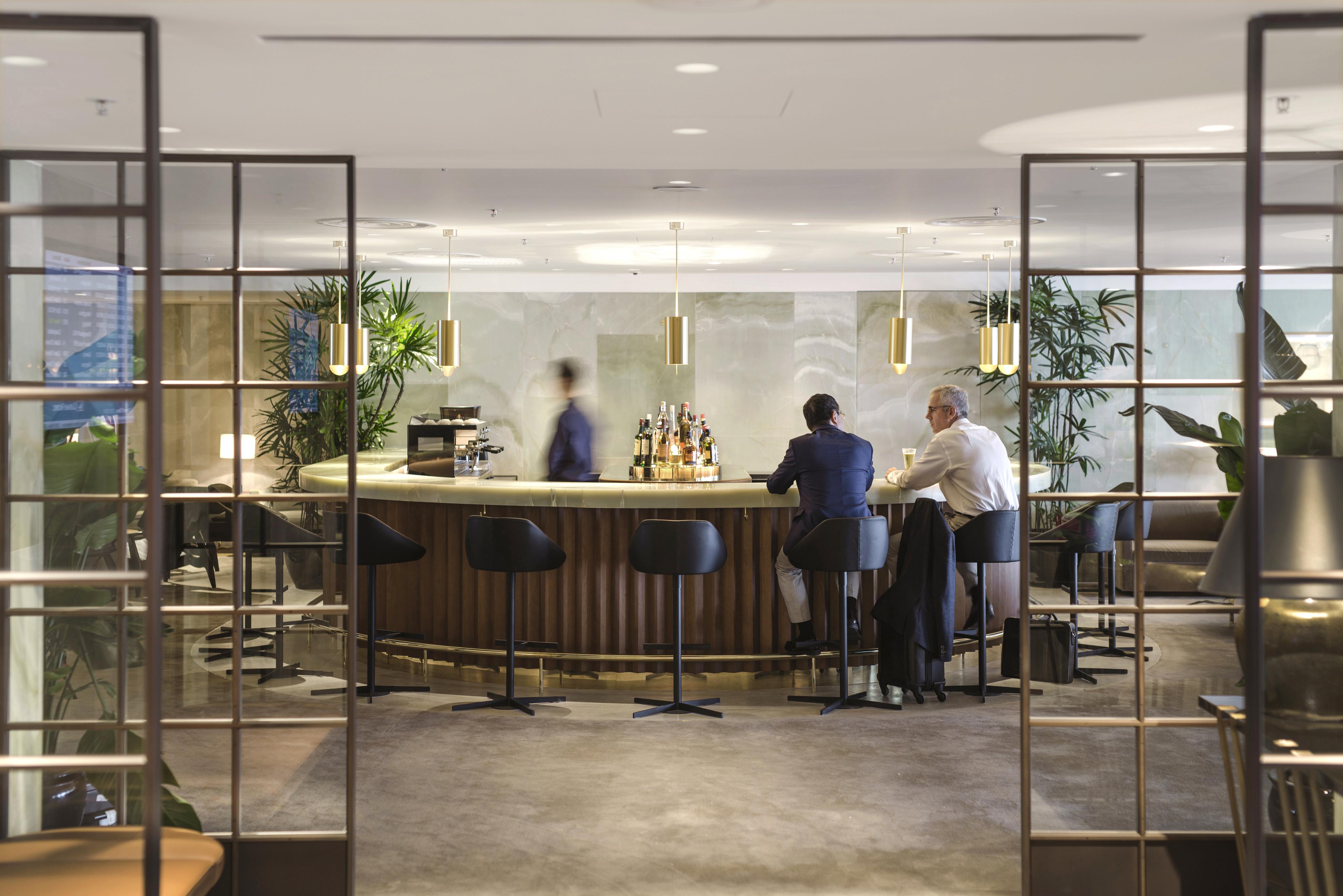 Lounge-Zutritt - über 600 Lounges , Flüge mit mehreren Reisezielen